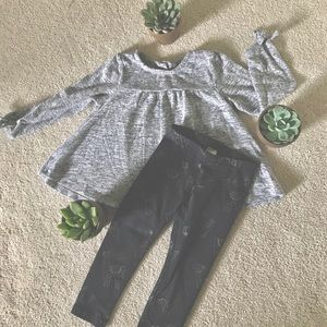 Baby Girls Fall/Winter Outfit